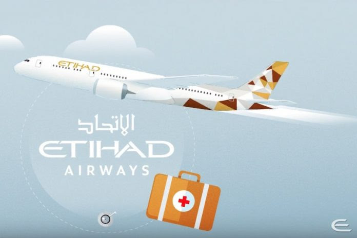 Etihad Airways launches dedicated in-flight guest