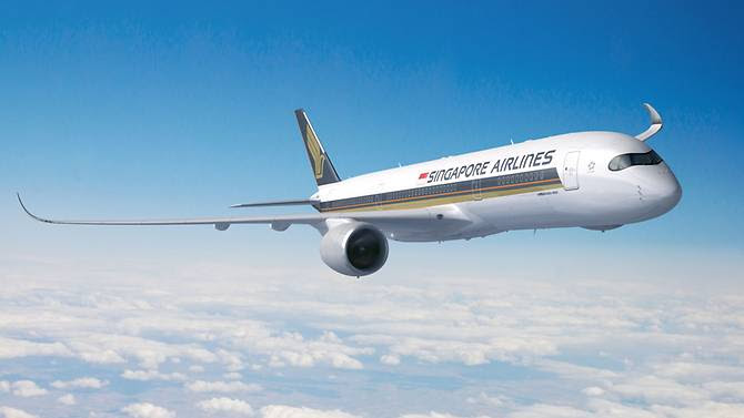 Singapore Airlines to fly non stop to Los Angeles