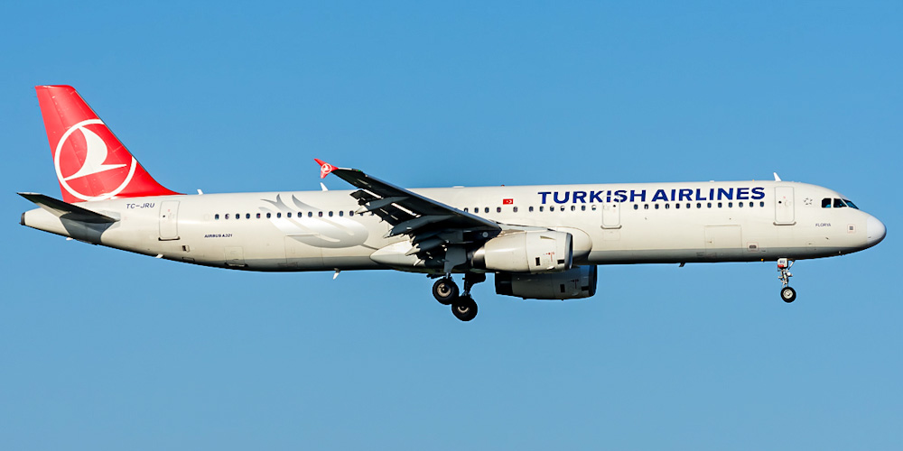 Turkish Airlines signs MOU for 25 Airbus A350-900s