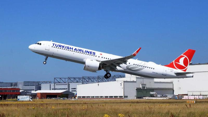 Turkish Airlines carries over 6m passengers in Jun