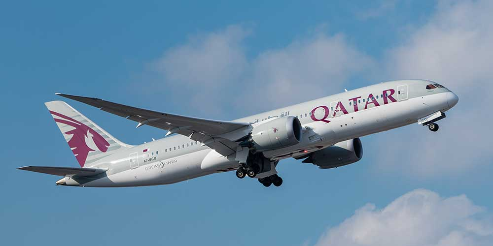 Qatar Airways increasing frequency of Manchester f