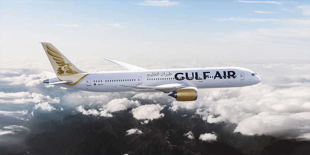 Gulf Air RCO launch passenger donations project