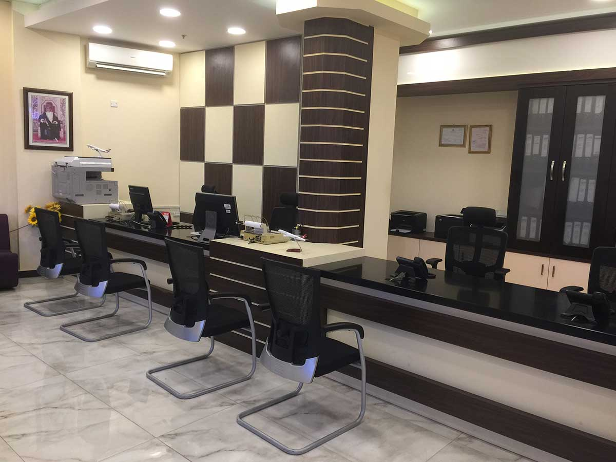 Majan Travel branch - Nizwa