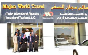 Majan Travel branch - Ibri