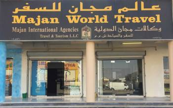 Majan Travel branch - Buraimi