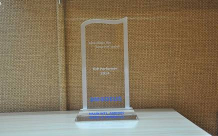 Majan Travel received top performer Award from Ama